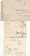 Gest., Brief Kiste Mit 1,1 Kg Feldpostbriefe WK II, Bitte Unbedingt Ansehen! - Non Classificati