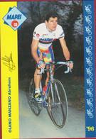 Abraham Olano CPA Mapei Champion Du Monde Wereldkampioen Campionati Mondiali Cyclisme Wielrenner Coureur Cycling - Cycling