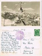 Ansichtskarte Oberstdorf (Allgäu) Skilift Am Nebelhorn 1952 - Oberstdorf