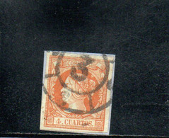 ESPAGNE 1860-4 O - Used Stamps