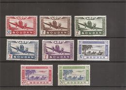 Soudan ( PA 10/17 XXX -MNH) - Ungebraucht