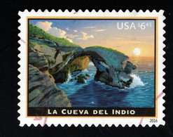 2016 La Cueva Del Indio Mi US 5216BA Sn US 5040 Yt US 4850 Sg US 5645 WAD US002.16 Used Gebr. - Used Stamps