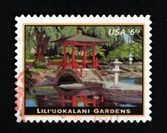 2017 Lili'uokalani Gardens Mi US 5350 Sn US 5156 Yt US 4970 Sg US 5761 WAD US003.17 Used Gebr. - Usados