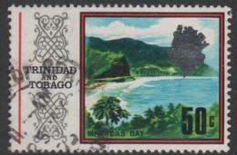 Trinidad & Tobago - #156 -  Used - Trinidad Y Tobago (1962-...)