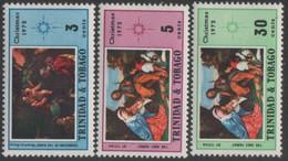 Trinidad & Tobago - #228-30(3) - MNH - Trinidad Y Tobago (1962-...)