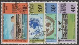 Trinidad & Tobago - #231-34(4) - Used - Trinidad Y Tobago (1962-...)
