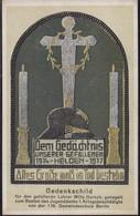 * O-1000 Berlin 178. Gemeindeschule Nagelung 1917 - Non Classificati