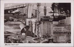 Gest. O-1000 Berlin Baut Auf, Fotomontage 1956 - Non Classificati