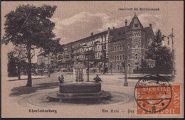 Gest. O-1000 Berlin Charlottenburg Akademie Für Lirchenmusik 1928, Kleiner Bug - Non Classificati