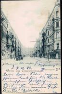 Gest. O-1000 Berlin Charlottenburg Marburgerstraße 1899 - Non Classificati