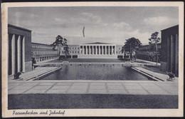 * O-1000 Berlin Charlottenburg Reichsakademie Für Leibesübungen 1942 - Non Classificati