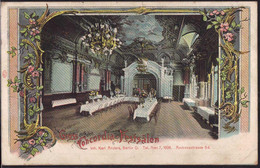 Gest. O-1000 Berlin Concordia-Festsäle Inh. Karl Anders 1907 - Non Classificati