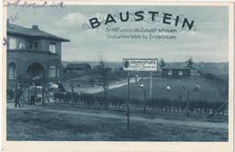 Gest. O-1000 Berlin Deutscher Blindenbund Für Führerhunde, Admiralstraße 18, Baustein-Karte 1933 - Non Classificati