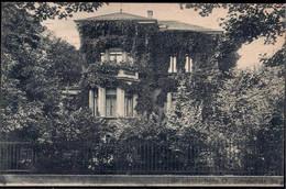 Gest. O-1000 Berlin Groß-Lichterfelde Bahnhofstraße 38 1910 - Non Classificati