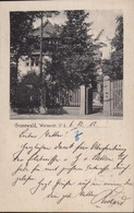 Gest. O-1000 Berlin Grunewald Wernerstraße 17 1912 - Non Classificati