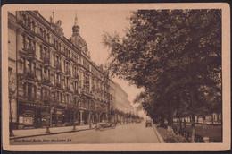 * O-1000 Berlin Hotel Bristol Unter Den Linden, Etwas Best. - Non Classificati