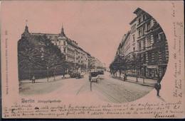 Gest. O-1000 Berlin Königgrätzerstraße 1900 - Non Classificati