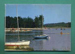 32 Barbotan Les Thermes Lac De L' Uby ( Rameur , Aviron ) - Barbotan