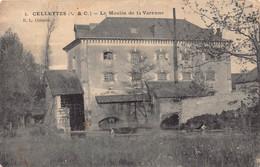 CELLETTES FRANCE~LE MOULIN De La VAREEN~PHOTO POSTCARD 52404 - Non Classificati
