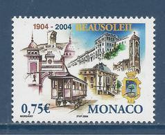 ⭐ Monaco - YT N° 2423 - Neuf Sans Charnière - 2004 ⭐ - Nuovi