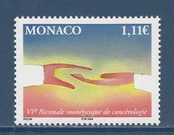⭐ Monaco - YT N° 2424 - Neuf Sans Charnière - 2004 ⭐ - Nuovi