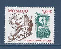 ⭐ Monaco - YT N° 2431 - Neuf Sans Charnière - 2004 ⭐ - Nuovi