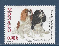 ⭐ Monaco - YT N° 2434 - Neuf Sans Charnière - 2004 ⭐ - Nuovi
