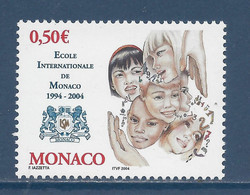 ⭐ Monaco - YT N° 2436 - Neuf Sans Charnière - 2004 ⭐ - Nuovi