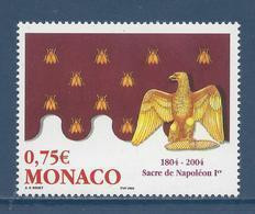 ⭐ Monaco - YT N° 2443 - Neuf Sans Charnière - 2004 ⭐ - Nuovi