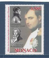 ⭐ Monaco - YT N° 2445 - Neuf Sans Charnière - 2004 ⭐ - Nuovi