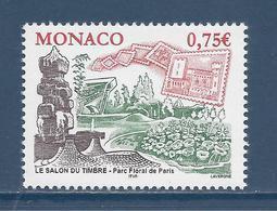 ⭐ Monaco - YT N° 2450 - Neuf Sans Charnière - 2004 ⭐ - Nuovi