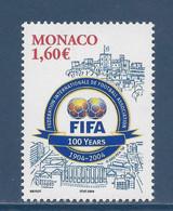⭐ Monaco - YT N° 2454 - Neuf Sans Charnière - 2004 ⭐ - Nuovi