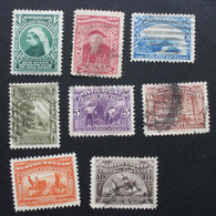 Terre Neuve NEWFOUNDLAND 1897 8 Stamps - 1865-1902