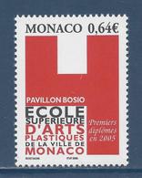 ⭐ Monaco - YT N° 2483 - Neuf Sans Charnière - 2005 ⭐ - Unused Stamps