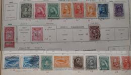 Terre Neuve NEWFOUNDLAND 1880 1887 1890 1897 1910  (27 Stamps) 6 Scans - 1865-1902