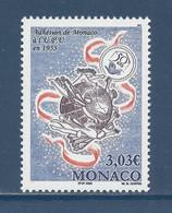 ⭐ Monaco - YT N° 2498 - Neuf Sans Charnière - 2005 ⭐ - Unused Stamps