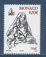 ⭐ Monaco - YT N° 2505 - Neuf Sans Charnière - 2005 ⭐ - Unused Stamps