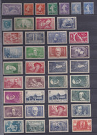 LOT TIMBRES FRANCE  NEUF* 480 EURO COTE VOIR SCAN - Collections