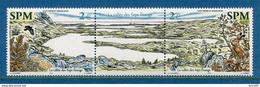 ⭐ Saint Pierre Et Miquelon - YT N° 853 Et 854 ** - Neuf Sans Charnière - 2005 ⭐ - Unused Stamps