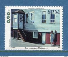 ⭐ Saint Pierre Et Miquelon - YT N° 856 ** - Neuf Sans Charnière - 2005 ⭐ - Unused Stamps