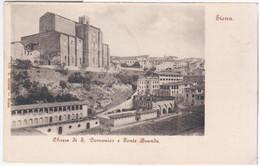 Italia Italy, Siena, Chiesa Di S. Domenico E Fonte Branda Fontebranda - Genova (Genoa)