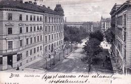 Česká Republika - Tchequie - BRNO - BRUNN -  Jezuitska Ulice - 1907 - República Checa