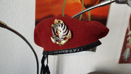 Beret Para Avec Insigne - Taille 53 - Copricapi