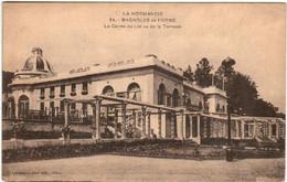 31nom 18 CPA - BAGNOLES DE L'ORNE - LE CASINO DU LAC - Bagnoles De L'Orne
