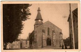 31nom 412 CPA - NERIS LES BAINS - L'EGLISE ROMAINE - Neris Les Bains