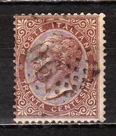 18  Victor-Emmanuel II - Bonne Valeur - Oblit. - LOOK!!!! - Usati