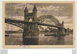 AK   Bonn Rheinbrücke 1930 - Bonn