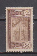 COTE D'IVOIRE    N°  YVERT  :  49     NEUF AVEC  CHARNIERES      ( CH  3 / 02 ) - Unused Stamps