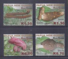 Papua New Guinea 2013 Root Crops Stamps MNH - Papua Nuova Guinea