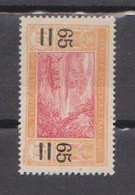 COTE D'IVOIRE    N°  YVERT  :  60   NEUF AVEC  CHARNIERES      ( CH  3 / 02 ) - Unused Stamps